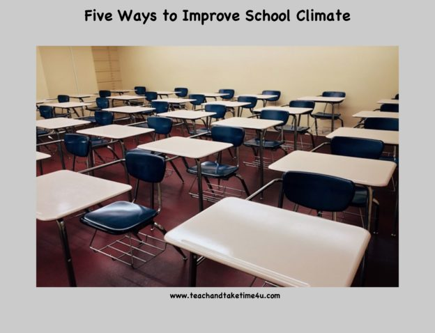 Five Ways to Improve School Climate