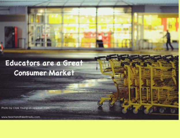 Educators are a Great Consumer Market