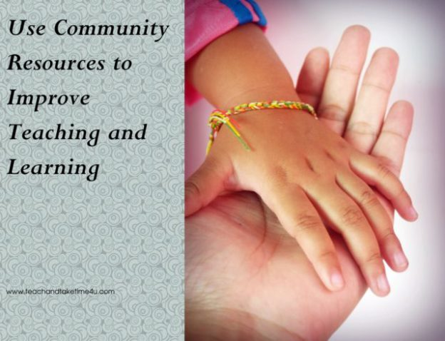 Use Community Resources